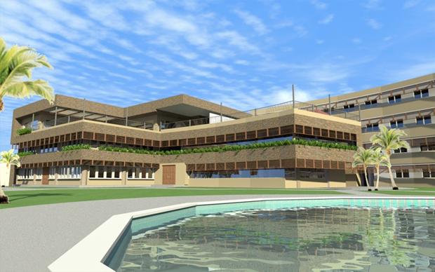 Armando Iachini - Construcciones Yamaro - Hotel