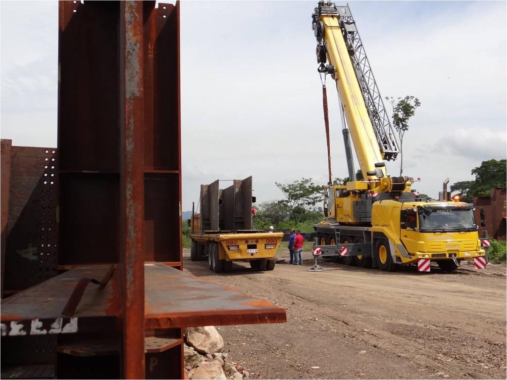 Construcciones Yamaro Supporting Roads Construction in Tachira
