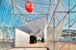 Armando iachini aciertos de la arquitectura ef mera for Construcciones efimeras