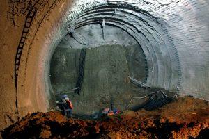 Armando Iachini - Construcciones subterraneas