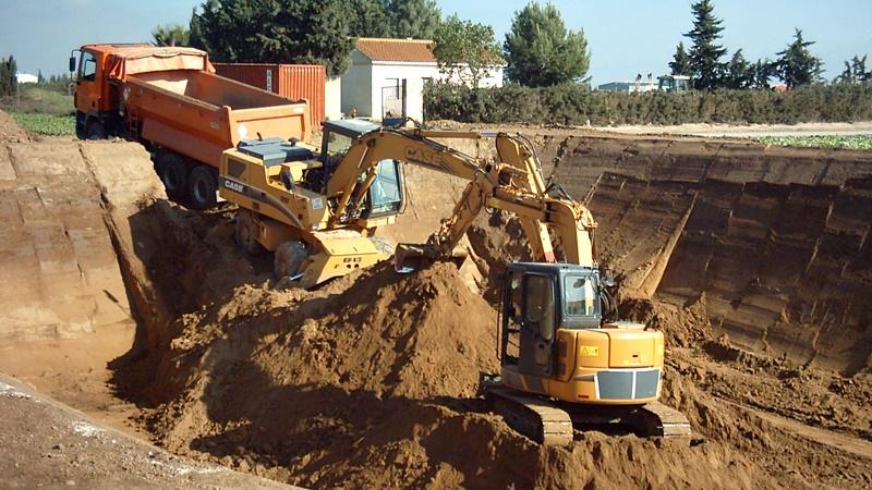Armando Iachini - Excavadora