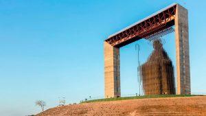 Armando Iachini Monumento de la Divina Pastora