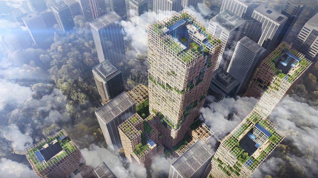 Armando Iachini - Rascacielo W350