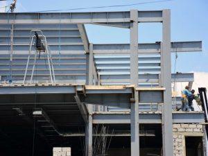 Armando Iachini El acero es el mejor material de construccion