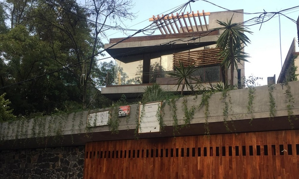 Armando Iachini - Casa Erasto, un ejemplo de arquitectura urbana y sustentable en Ciudad de México