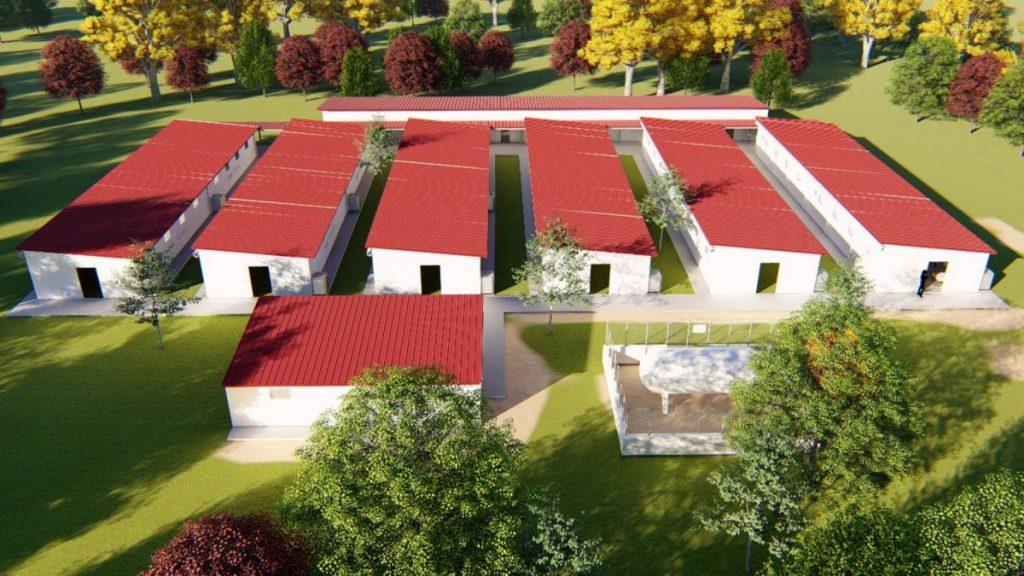 Armando Iachini construccion hospitales modulares paraguay